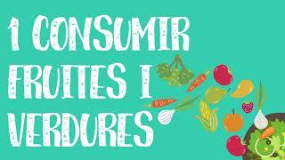 Video de recomanacions d'alimentació saludable