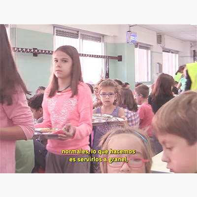 Comedores escolares ecológicos FUHEM