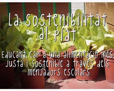 La Sostenibilitat al Plat