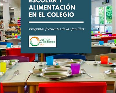 Preguntas y respuestas frecuentes de las familias sobre alimentación escolar