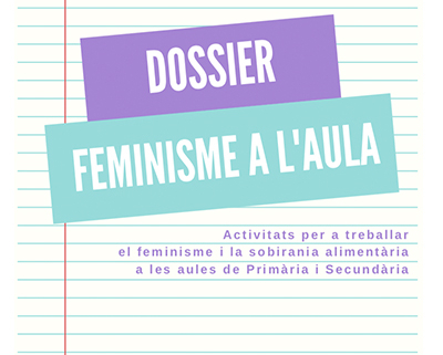 Dossier feminisme a l'aula