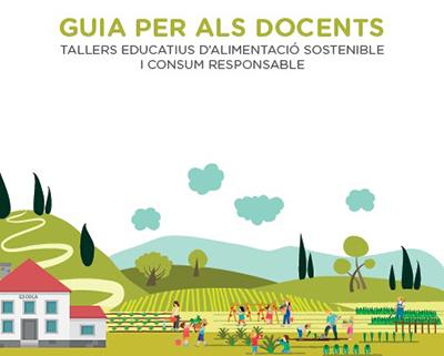 Crea.e guia per a docents sobre alimentació sostenible i consum responsable