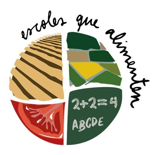 escoles que alimenten logo