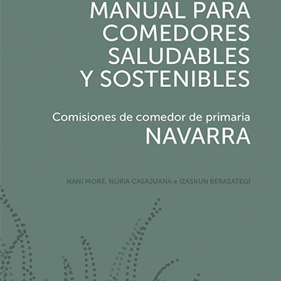 Manual para comedores saludables y sostenibles